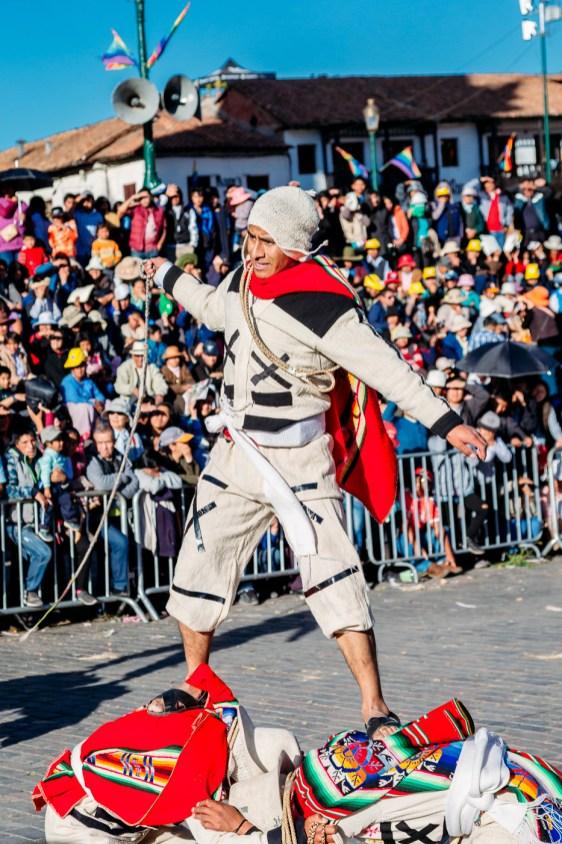 Cusco Inti Raymi Festival -39- June 2015