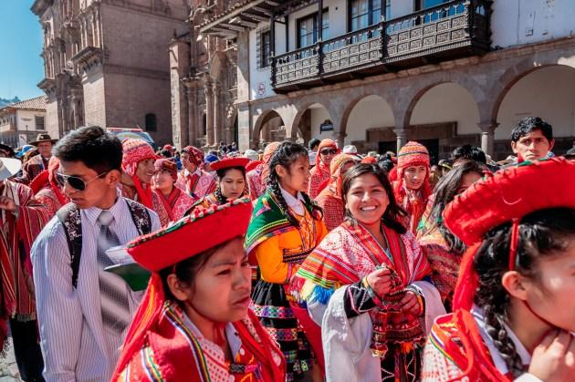Cusco Inti Raymi Festival -49- June 2015