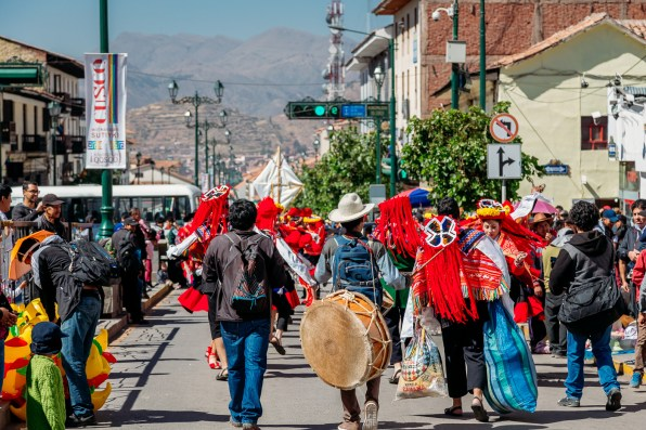 Cusco Inti Raymi Festival -52- June 2015