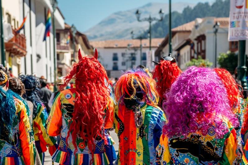 Cusco Inti Raymi Festival -60- June 2015