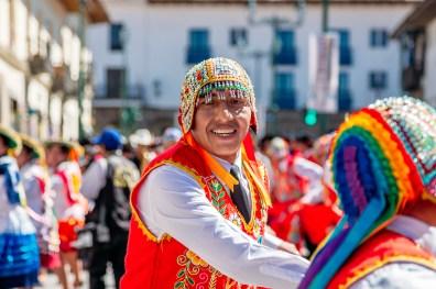 Cusco Inti Raymi Festival -70- June 2015