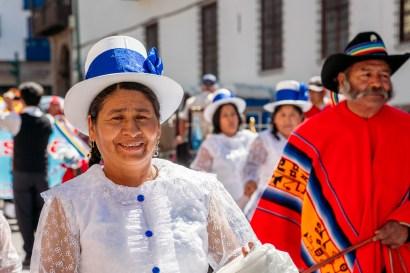 Cusco Inti Raymi Festival -72- June 2015