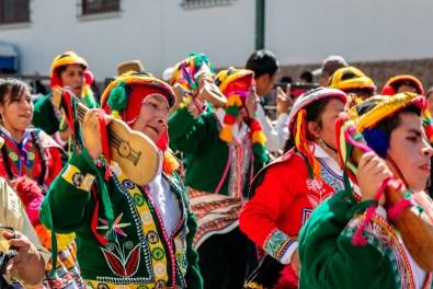 Cusco Inti Raymi Festival -74- June 2015