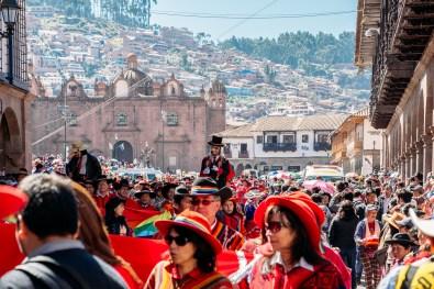 Cusco Inti Raymi Festival -75- June 2015