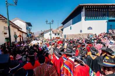 Cusco Inti Raymi Festival -81- June 2015