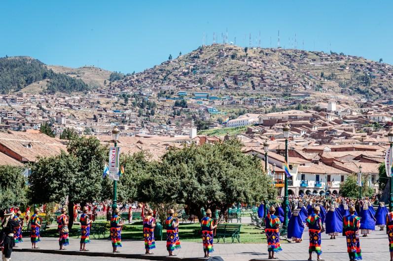 Inti Raymi Festivial In Cusco -30- June 2015