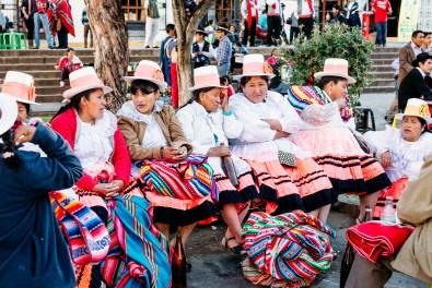 Inti Raymi Festivial In Cusco -8- June 2015
