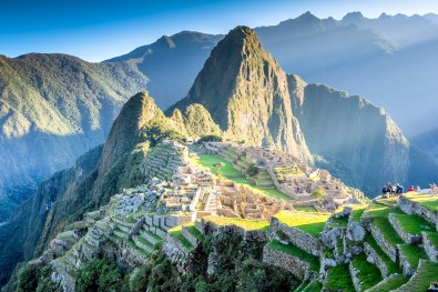 Machu Picchu Hero Photo