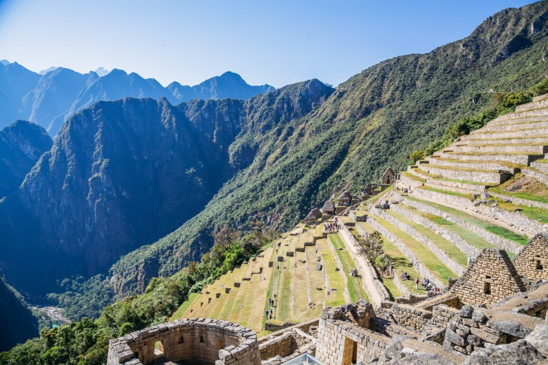 Machu Picchu Photos -43- June 2015
