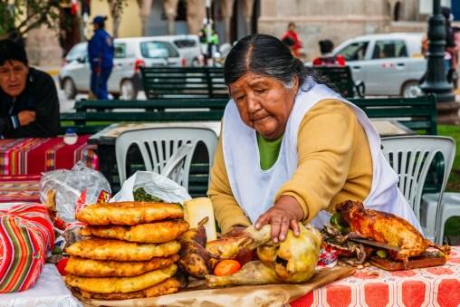 Cusco Peru -1- July 2015