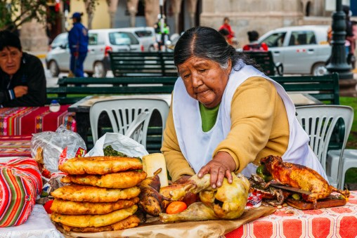 Cusco Peru -1- July 2015
