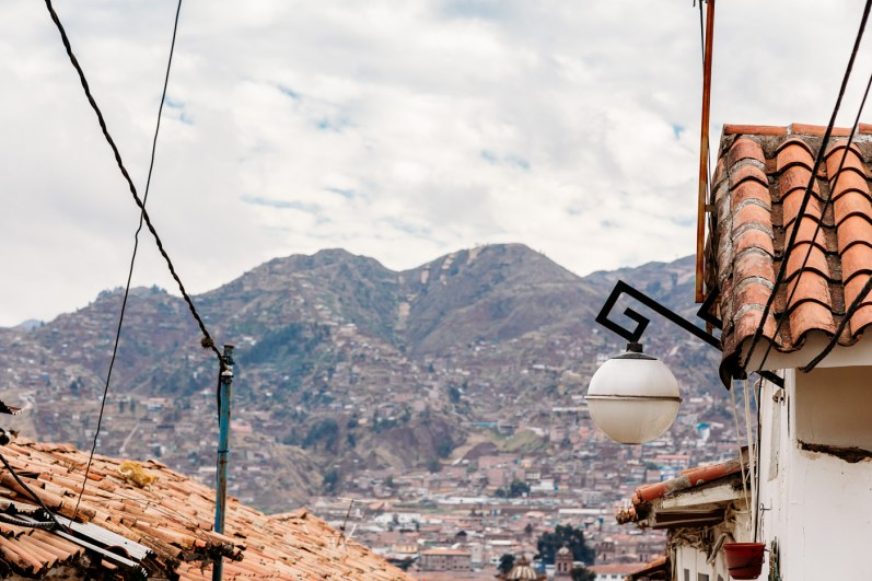 Cusco Peru -107- July 2015