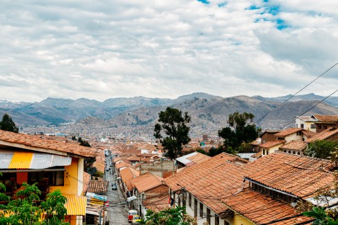 Cusco Peru -111- July 2015