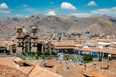 Cusco Peru -51- July 2015