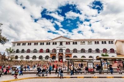 Cusco Peru -69- July 2015