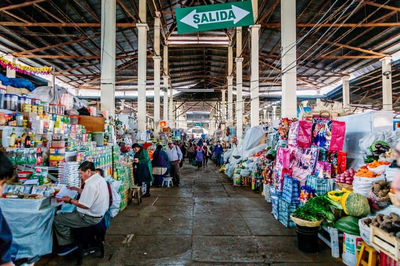 Cusco Peru -82- July 2015