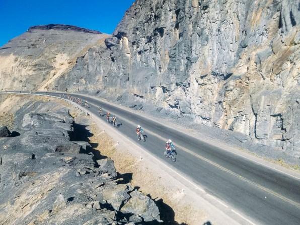 Death Road Biking Bolivia -13- July 2015