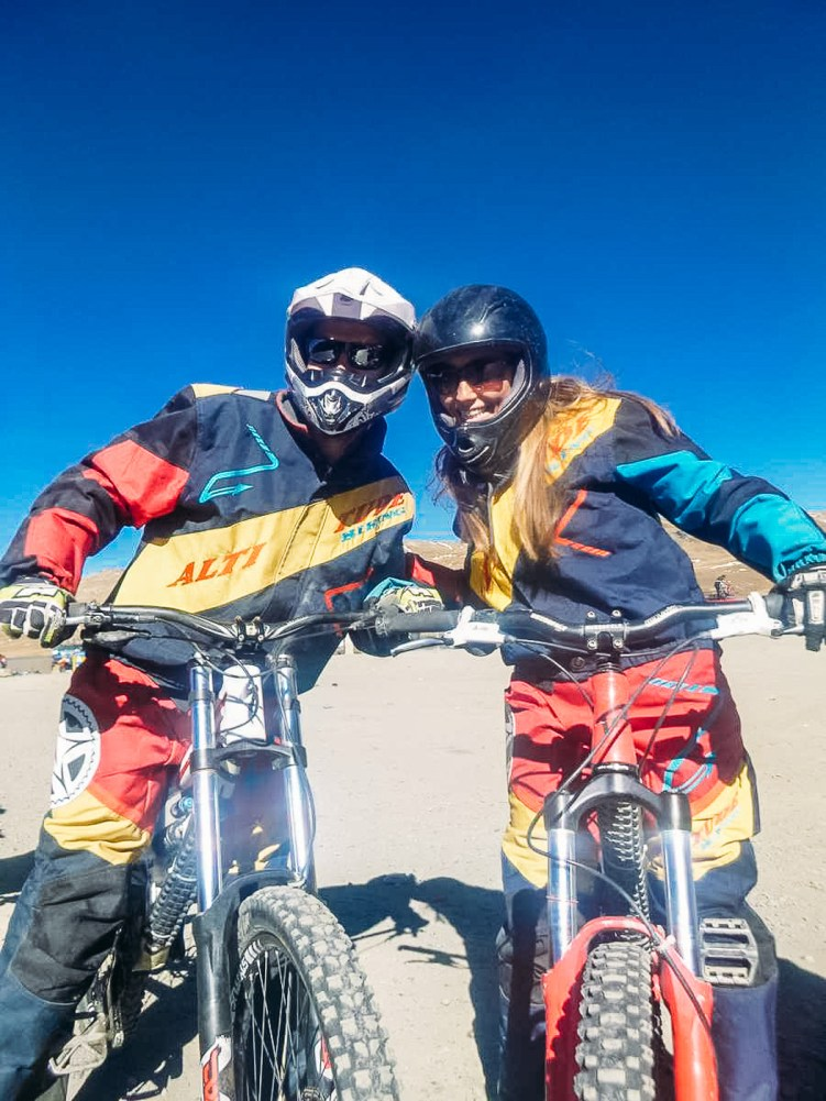 Death Road Mountain Biking Bolivia -2- July 2015