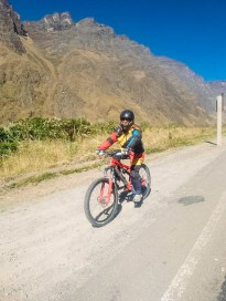 Death Road Mountain Biking Bolivia -4- July 2015