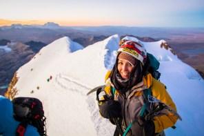 Huayna Potosi Mountain Bolivia -111- July 2015