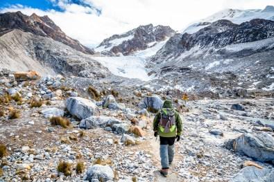 Huayna Potosi Mountain Bolivia -9- July 2015