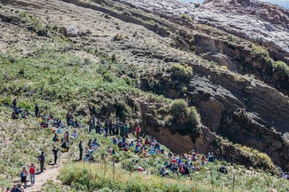 Isla Del Sol - Bolivia -1- July 2015