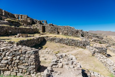 Isla Del Sol - Bolivia -9- July 2015
