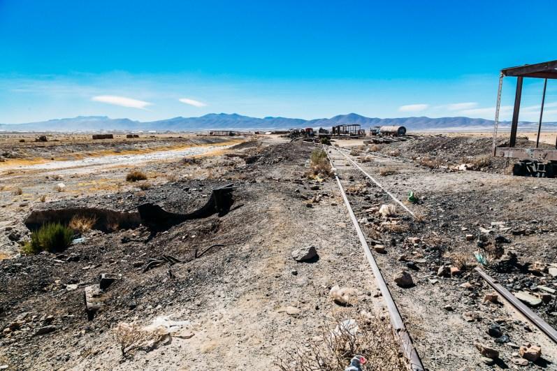 Salar de Uyuni - Bolivia -8- July 2015
