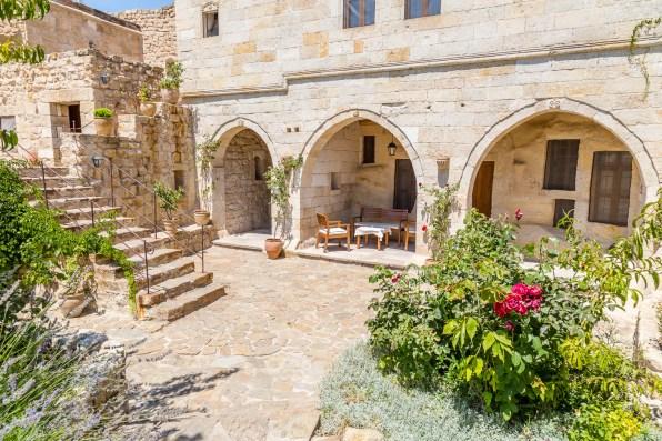Esbelli Evi Cave Hotel Cappadocia Turkey -14-2
