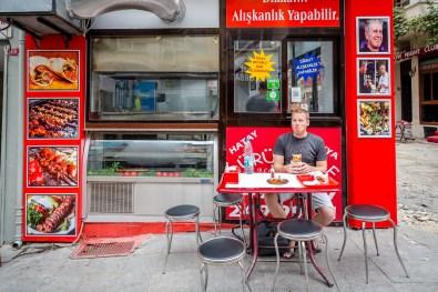 Durum Zade in Istanbul