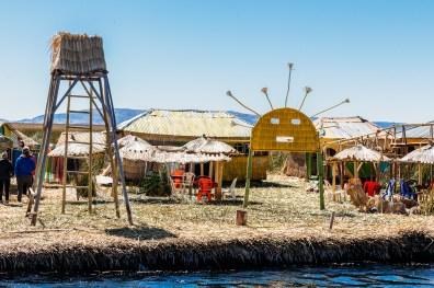 Uros Floating Reed Islands - Peru -41- July 2015