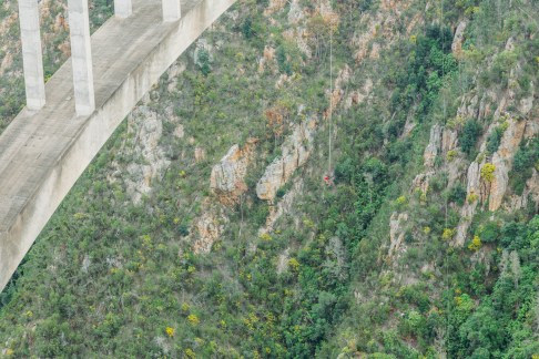 Bloukrans Bridge Bungee  -2