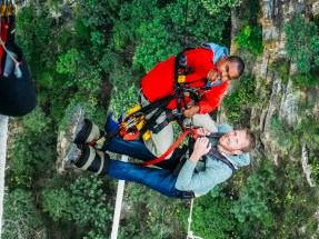 Bloukrans Bridge Bungee -7