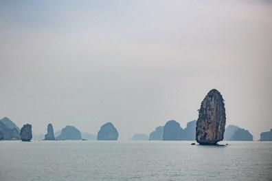 Halong Bay Vietnam Bai Tu Long