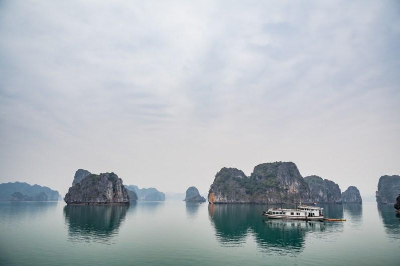 Bai Tu Long Halong Bay