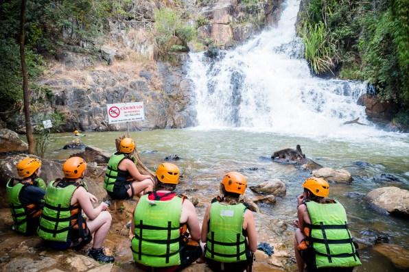Dalat Canyoning Adventure -32