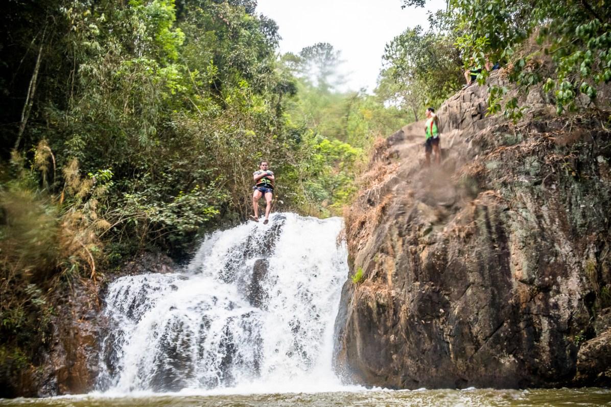 Dalat Canyoning Adventure -51