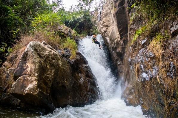 Dalat Canyoning Adventure -56