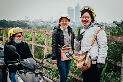 Hanoi Food Tour by Motorbike -56