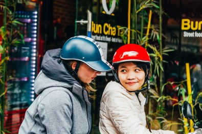 Hanoi Food Tour by Motorbike -6