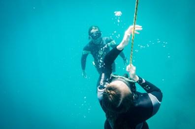 Free Diving El Nido Palawan -15