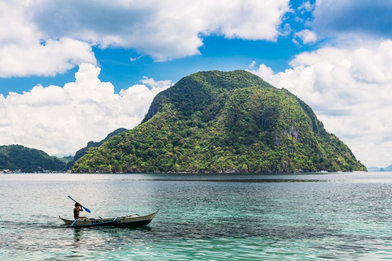 Free Diving El Nido Palawan -60
