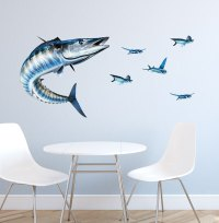 Fish Wall Decals - talentneeds.com