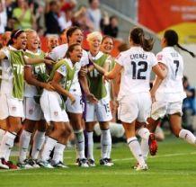 "Women's USA Soccer Team ""Riding High"" into FIFA World Cup Semi-Finals"