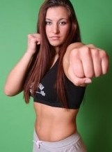 """Miesha """"Takedown"""" Tate gets Ready for Title Fight on Saturday"""