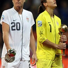 US Women Lose Thriller to Japan- Sites Set on Olympic Gold