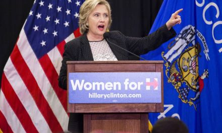 Hillary Clinton: 'How is a woman supposed to behave? Well, how about the way she is'