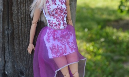 This plus-size model became Barbie to teach Mattel about body diversity