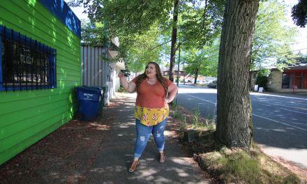 Justine Kay's VLogs: Justine hits Stitch Fix!