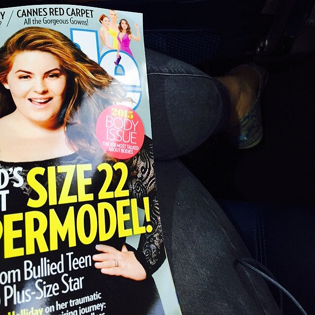 Tess Holliday Graces the covers of Cosmo